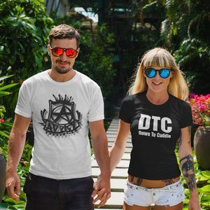 DTC Down To Cuddle T-Shirt